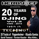Herby@CF - 20 Years Of Djing Vol.2 - This Is Techno