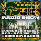 Reggaeland FM radio show @ reggae4us.com (10-Dec-2013 / P1)