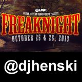 DJ Henski - Freaknight Mix 2013