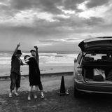 TENGU BEACH 2017