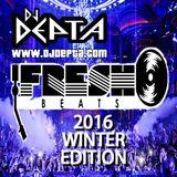 FRESH BEATS (Winter 2016 Edition)