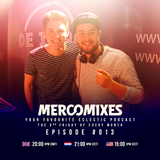 MercoMixes podcast #013 with guestmix Chick Flix (radio show)