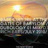Bass Culture at the Gates of Babylon (dubology01)