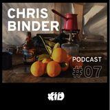 KEEP IT DEEP Podcast #07 / chris binder