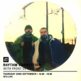 Rhythm Connection w/ Front De Cadeaux - 22nd September 2016