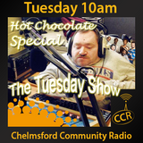 The Tuesday Show - @CCRTuesdayShow - James Henry House - 06/05/14 - Chelmsford Community Radio