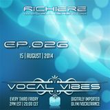 Richiere - Vocal Vibes 26