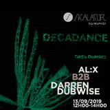 Decadance #36 by Skalator Music feat. Alx b2b Darren Dubwise 13.09.2019