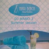 DJ MARIO Z SUMMER SESSION 2013 AT NIKKI BEACH MARBELLA