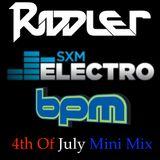 RIDDLER 4TH OF JULY SIRIUSXM BPM MINI MIX