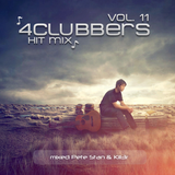 4 Clubbers Hit Mix vol. 11 (2012) CD 1