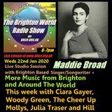 brighton world radio show with donald shier - 22nd jan 2020