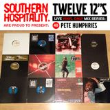 Twelve 12's Live Vinyl Mix: 49 - Pete Humphries – Lauryn Hill Special!