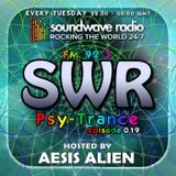 SWR Psy-Trance FM - hosted by Aesis Alien - Episode 019
