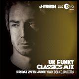 J-Fresh UK Funky #ClubSloth BBC Radio 1Xtra