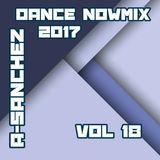 A-Sanchez – Dance NowMix 2017 vol 18