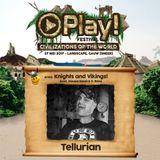 DJ TELLURIAN @ Play Festival 2017 - Civilizations of the World