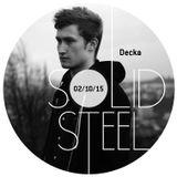Solid Steel Radio Show 2/10/2015 Hour 2 - Decka