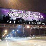 DJ Yaniv Ram - SET117, Tempo 130 BPM
