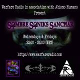 Sombre Soniks Sanchar: Mark Blood Special (11/08/17)