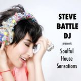 STEVE BATTLE DJ presents Soulful House Sensations 10