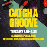 Catch A Groove Hip-Hop Jazz and Beats - December 24th 2019 [EP35] - Glorious Republic Radio