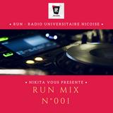 RUN MIX 001 by Nikita
