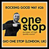 Rocking Good Way Vol 26 - Gio OneStop (UK/IT) Record Box Tribute