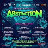 DJ Psyspace @ Abstraction Festival 2017 DJ Set (11.06.2017)