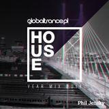 Phil Jensky - House Year Mix 2014