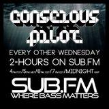 SUB FM - Conscious Pilot - July 12, 2017