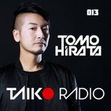 Tomo Hirata - Taiko Radio 013