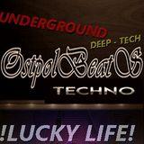 OstpolBeatS - LuckyLifE! * HerzfrequenZ * deep-tech & underground (März 2018)