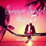 SUMMER SUNSET MUSIC/DJGAKU