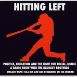 Hitting Left • 2-3-17 • The Klonsky Brothers