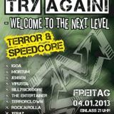 R-Noizer vs. KevT-Error @Game Over Try Again Part. II -  Welcome to the next Level / Cologne