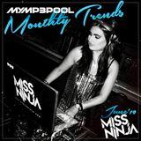 June Trends Mix 2019 - DJ MissNINJA