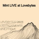 Mint - Live at Lovebytes