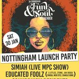 The Funk & Soul Weekender: Sounddhism's Get The Funk Up Mix