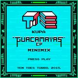 Kupa - Guacamayas EP Minimix!