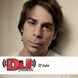 DJ Weekly Podcast: D'Julz