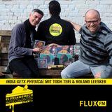 Clubsandwich (FluxFM) with Todh Teri & Roland Leesker