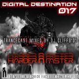 Digital Destination 017 mixed by DJ Cliffo'D'