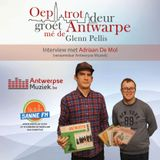 Interview Adriaan De Mol   Oep Trot Deur Groét Antwarpe   28-02-2017