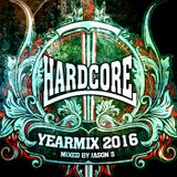 Hardcore Yearmix 2016