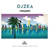 DJ ZEA on Sirius XM Ch. 4 (June 2016)