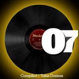 DJ Takis Dorizas Mix VοL. 7 - ''Ατόφιο Χρυσάφι '' (Ελληνικές Επιτυχίες των 90's)
