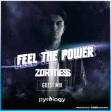 FEEL THE POWER [12-11-2017] GUEST MIX PYROLOGY
