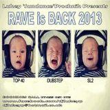 DJ Lukey P - RAVE IS BACK (mix cd)