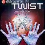 TWIST 10th ANNIVERSARY - DJ KUSH MIX